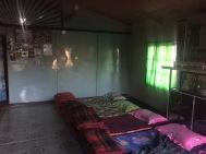 Our 12 person dorm